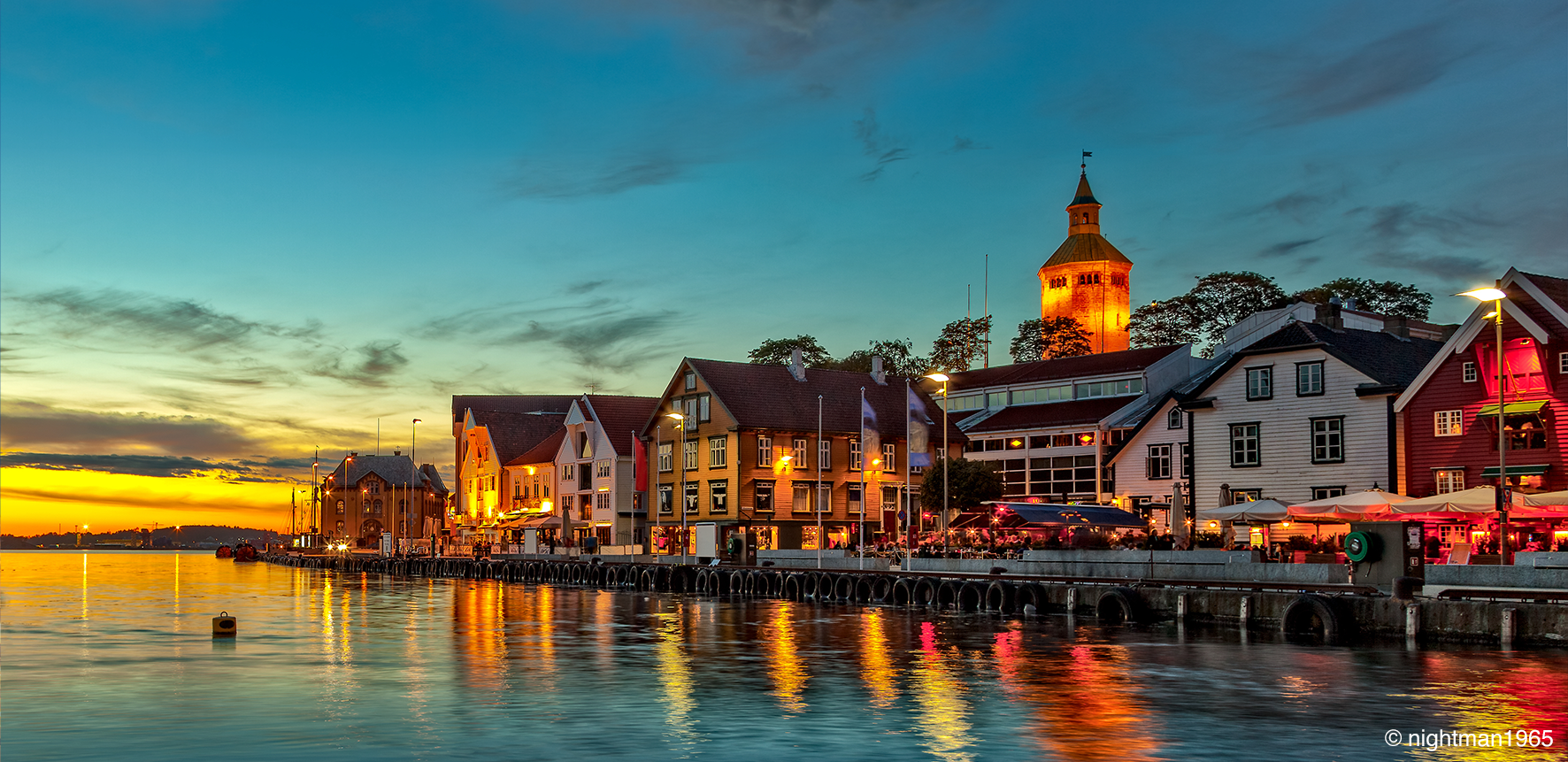 City of Stavanger, Norway