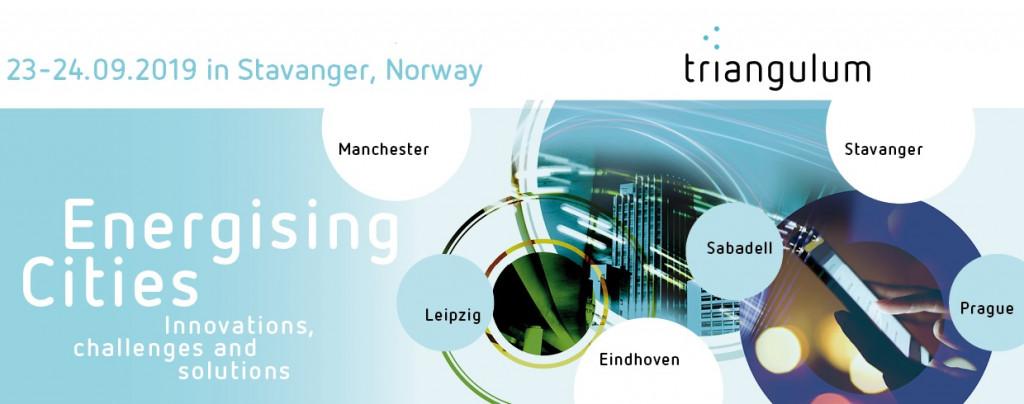 Triangulum International Conference at Nordic Edge 2019